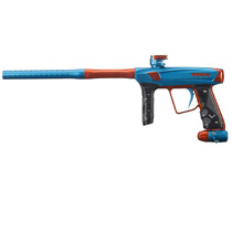Empire Vanquish GT Paintball Marker w/ V16 Drivetrain  Electric Teal