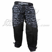 GI Sportz Glide Performance Paintball Pants Tiger Black Urban