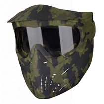JT Premise Paintball Goggles Camo