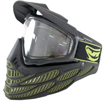 JT Flex 8 Thermal Paintball Goggles Olive