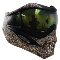 Vforce Grill Paintball Mask Thermal SE Celtic Earth
