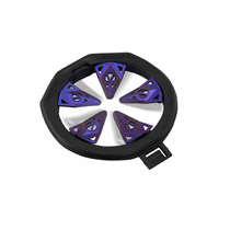 Virtue Crown SF II Spire III Speed Feed Chromatic Amethyst