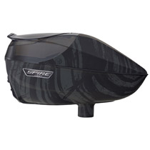 Virtue Spire 260 Paintball Hopper Graphic Black