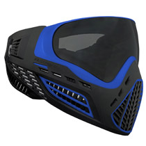 Virtue VIO Ascend Thermal Paintball Goggle Blue