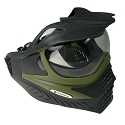 VForce Grill Paintball Mask Thermal Reverse Olive Drab