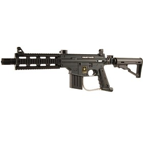 US Army Project Salvo Paintball Gun