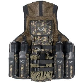 NXE Light Infantry Tactical Vest Digi Camo