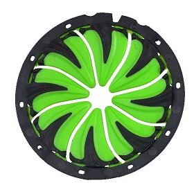 Dye Rotor Quick Feed 6.0 - Black/Lime