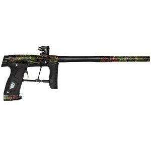 Planet Eclipse Gtek 160R Paintball Marker - Flecktarn Black