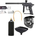 Azodin Kaos Paintball Marker Black Package A