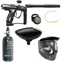 GOG eXTCy Paintball Gun With Blackheart Board White Package A