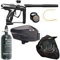 GOG eXTCy Paintball Gun With Blackheart Board White Package B