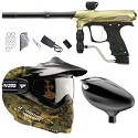 Proto 2011 Rail Paintball Marker Combo B - Olive Dust