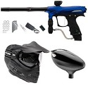 Proto Rail Paintball Marker Combo - Blue Dust