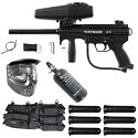 Tippmann A-5 Paintball Rookie Package