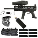 Tippmann X7 Phenom Electronic Paintball Starter Package