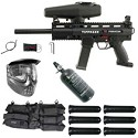 Tippmann X7 Phenom Electronic Paintball Gun Rookie Package