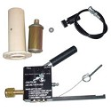 Ninja Paintball High Capacity M10 CO2 Fill Station with Muffler
