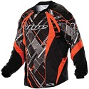 Dye C12 Paintball Jersey 2012 Chevron Red