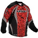 Dye C12 Paintball Jersey 2012 Cloth Red