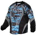 Dye C12 Paintball Jersey 2012 Tiger Blue