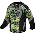 Dye C12 Paintball Jersey 2012 Tiger Lime