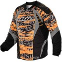 Dye C12 Paintball Jersey 2012 Tiger Orange