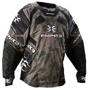 Empire 2012 Contact LTD TW Paintball Jersey Breed Tan