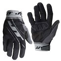 JT Tournament Paintball Gloves Black