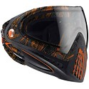 Dye I4 Thermal Paintball Goggles 2013 - DyeTree Orange