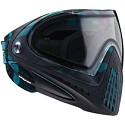 Dye I4 Thermal Paintball Goggles 2013 - Cubix Cyan