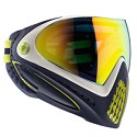 Dye I4 Thermal Paintball Goggles 2016 Legion Of Boom Navy Lime