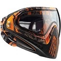 Dye I4 Thermal Paintball Goggles 2012 Tiger Orange