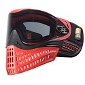 Empire E-Flex Thermal Paintball Mask LE Red Black