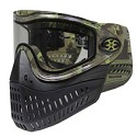 Empire E-Flex Thermal Paintball Mask Terrapat Gen2 with Black / Black Bottom