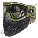 Empire E-Flex Thermal Paintball Mask E-Tacs with Black / Black Bottom