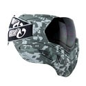 SLY Profit Thermal Paintball Goggles Full Camo ACU