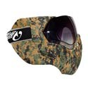 SLY Profit Thermal Paintball Goggles Full Camo MARPAT
