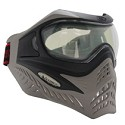 VForce Grill Paintball Mask SC Thermal Black/Taupe