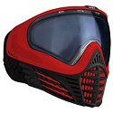 Virtue VIO Thermal Paintball Goggle - Red
