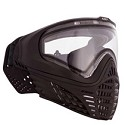 Virtue VIO Contour Thermal Paintball Goggle - Black Clear