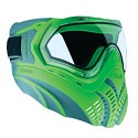 Valken Identity Thermal Paintball Goggles Green / Grey