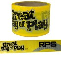 RPS/Great Day Of Play Caution Tape  - Yellow