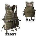 Empire BT 2013 Merc THT Paintball Molle Vest Terrapat