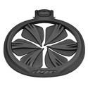 Dye Quick Feed Lid For Rotor R2 Black / Gray