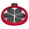 Dye Quick Feed Lid For Rotor R2 Red