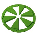 Exalt Feedgate for Dye Rotor Lime