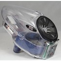 Empire Reloader B Paintball Loader Diamond Clear *Used*