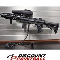 Tippmann A-5 Paintball Gun w/ Stock/Flatline/Ninja Remote with Slide Check (294200)* Used*