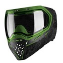Empire EVS Thermal Paintball Goggles w/ HUD Black/Lime